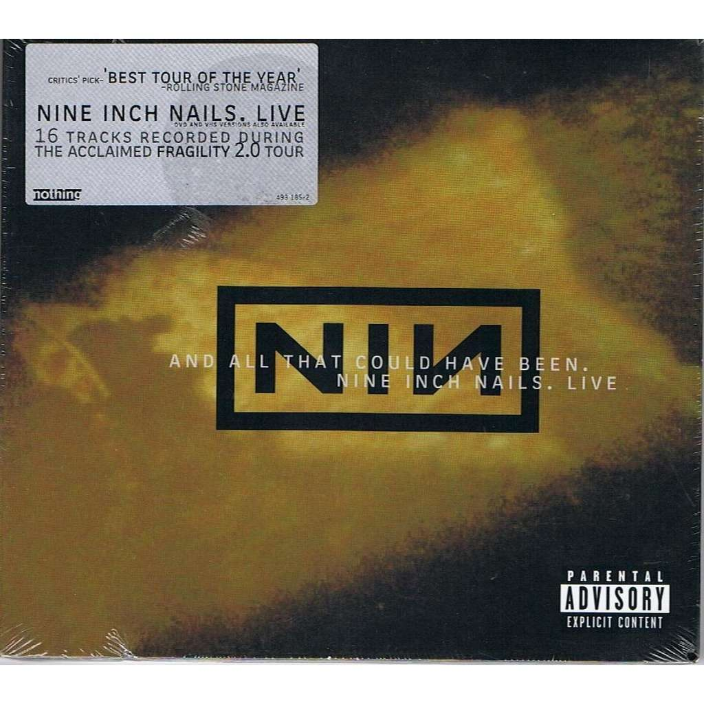 And all that could have been -digipack- de Nine Inch Nails, CD con ...