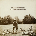 GEORGE HARRISON - All Things Must Pass - ORIGINAL - 33T x 3