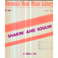 HARMONIC MOOD MUSIC LIBRARY - Harmonic Mood Music Library - SHAKIN' AND SOULIN' - 25 cm