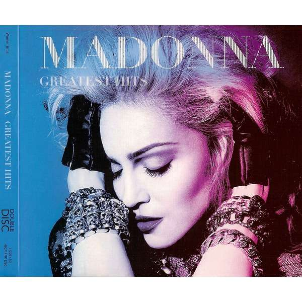 Greatest Hits By Madonna Cd X 2 With Galarog Ref 115844751