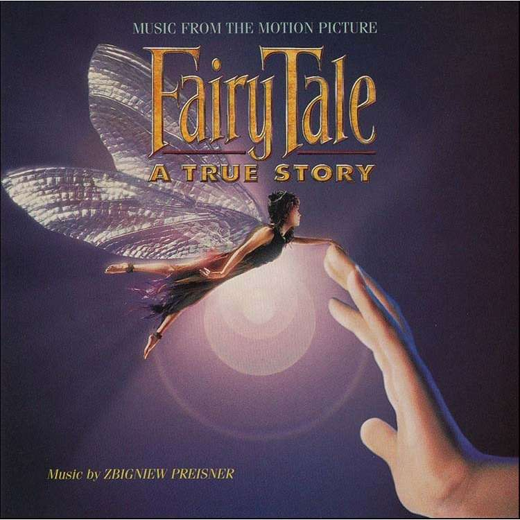 FairyTale: A True Story by ZBIGNIEW PREISNER, CD with ouvrier ...