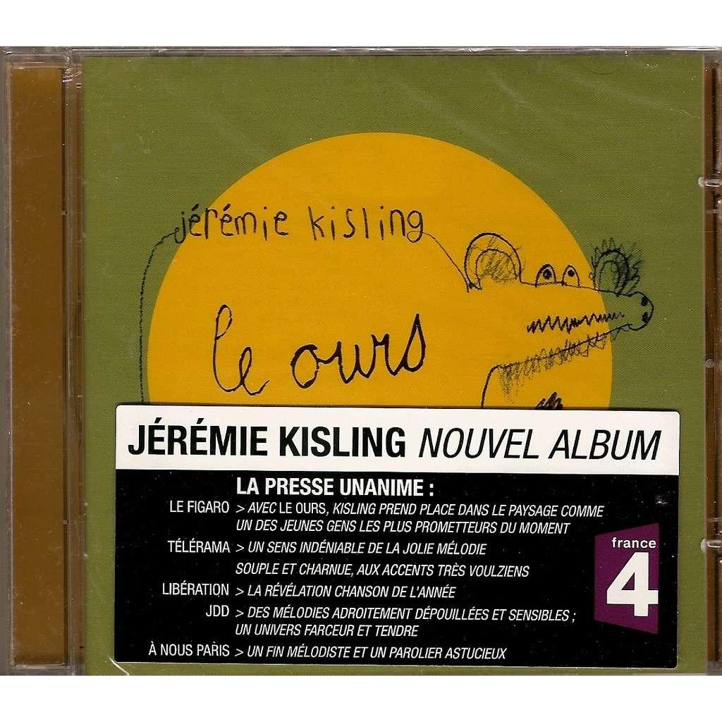 Jeremie Kisling Le Ours