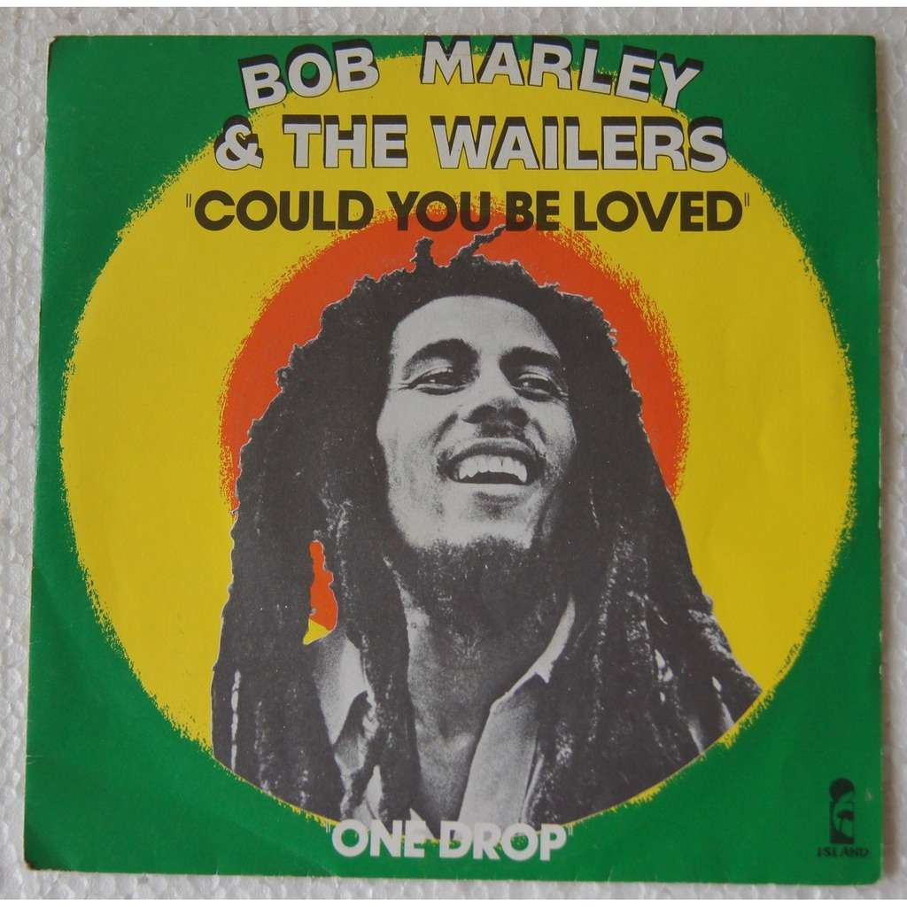 Bob Marley & The Wailers - Is This Love / Get Up, Stand Up