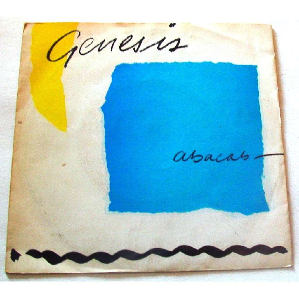 Genesis Abacab -another record