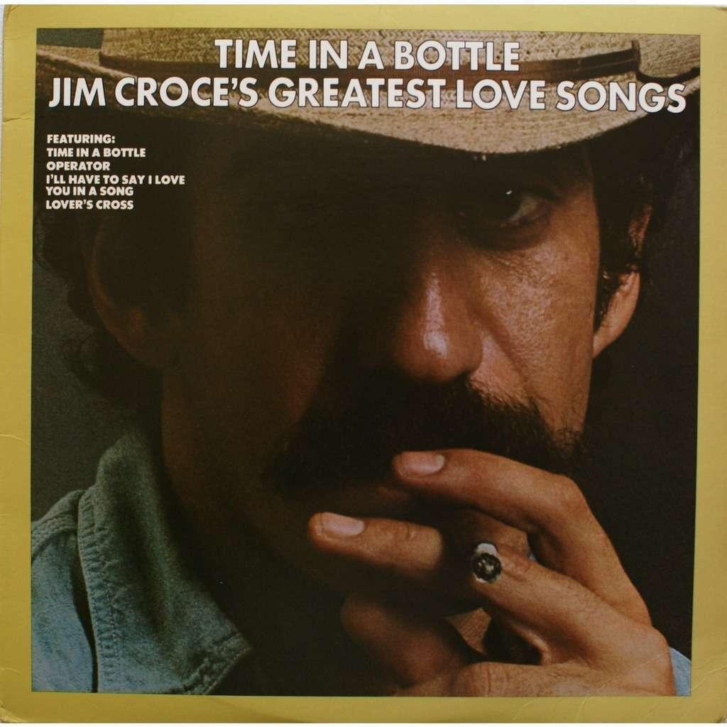 Time in a bottle: jim croce\'s greatest love songs by Jim Croce, LP ...