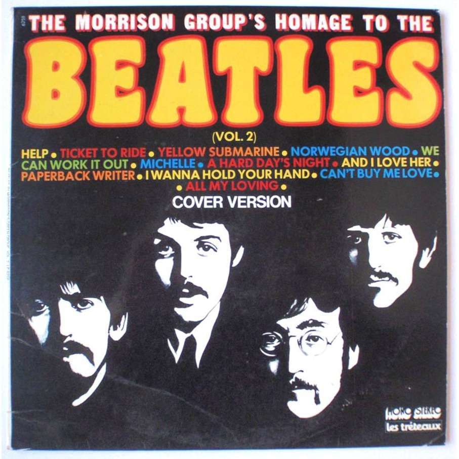 morrison's green group / beatles the beatles vol.2