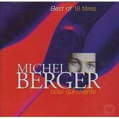michel berger Best of Celui qui chante