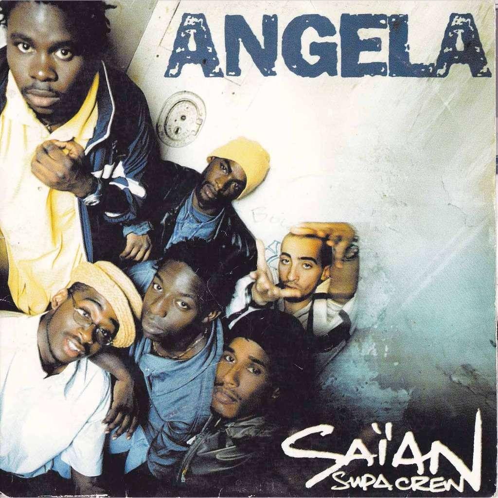 SAIAN CREW ANGELA.MP3 GRATUIT TÉLÉCHARGER SUPA