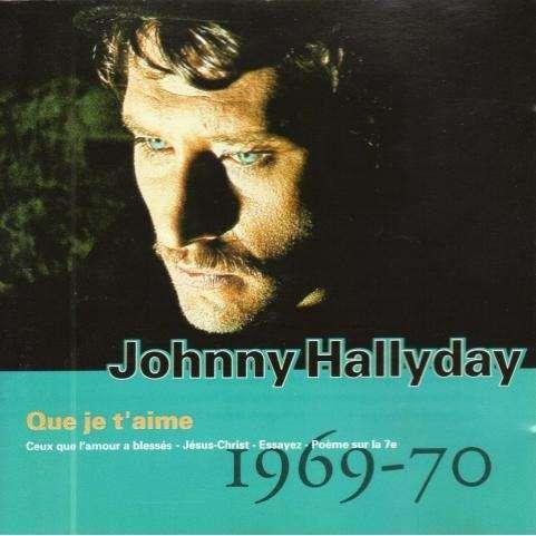 Hallyday Johnny 1969 - 1970