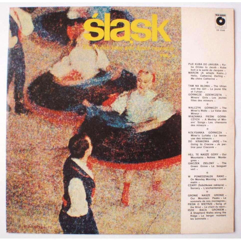 Slask The Polish Song and Dance Ensemble vol 3