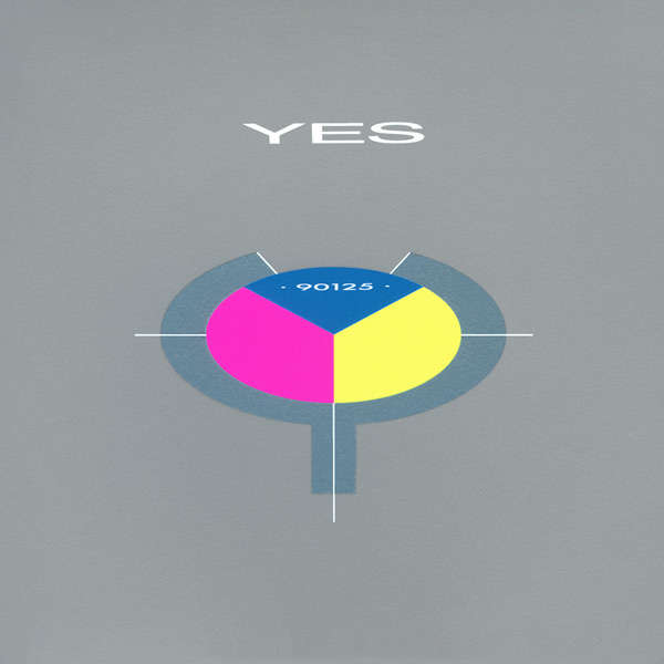 90125 By Yes Lp With Vinyl59 Ref 115871681