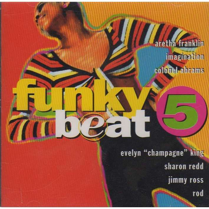 artistes divers FUNKY  BEAT  5