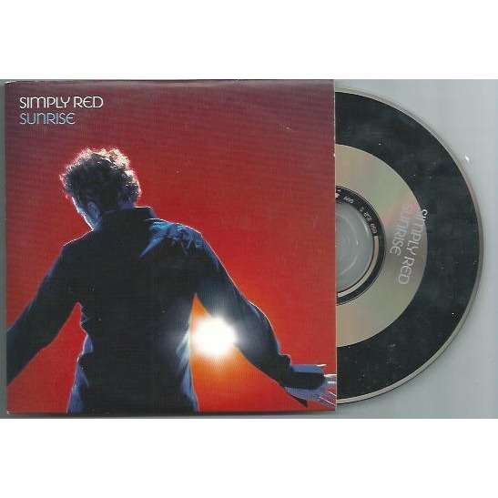 Sunrise by simply red cds with shangrilaum ref 115872473 for Simply singles