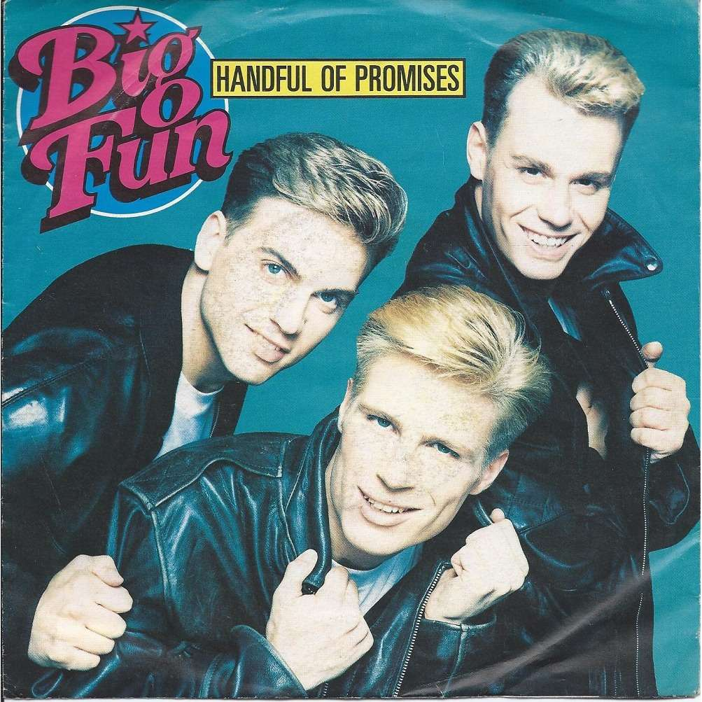 Handful Of Promises Et Catch A Broken Heart By Big Fun Sp