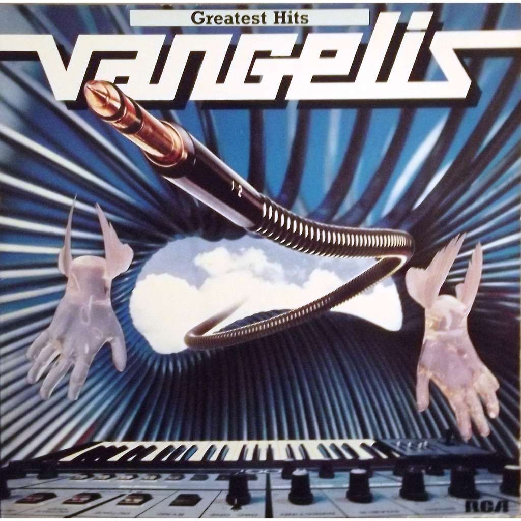 Greatest Hits By Vangelis Lp X 2 With Vinyl59 Ref 115876640