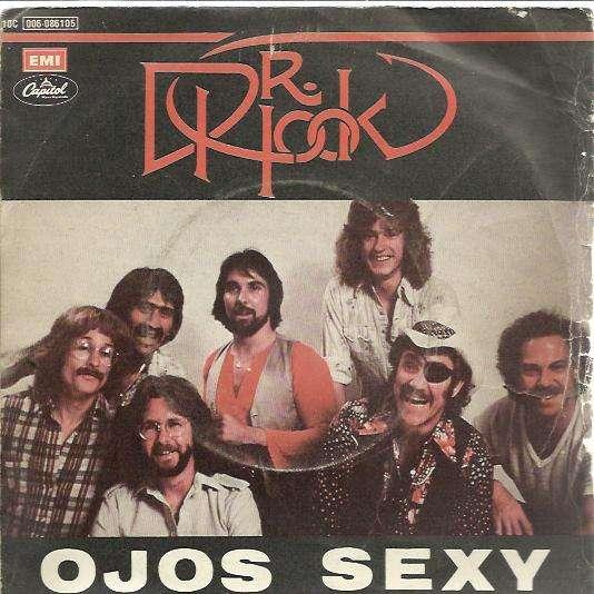Dr. hook sexy eyes album