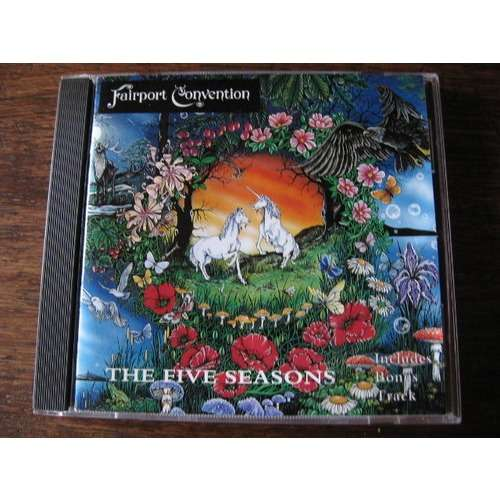 fairport convention the five seasons