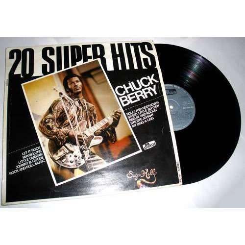 Chuck Berry - 20 Super Hits
