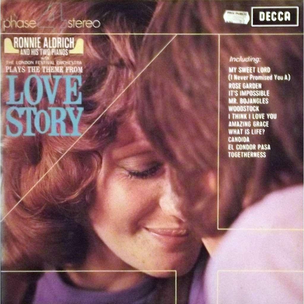 Ronnie Aldrich - Love Story