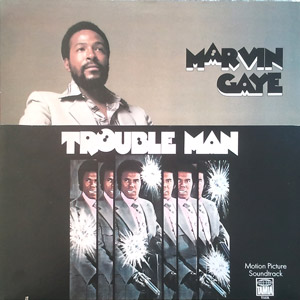 marvin gaye - Trouble Man Vinyl