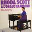 RHODA SCOTT - à l'orgue Hammond Ballades N°2 - 33T