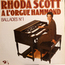 RHODA SCOTT - à l'orgue Hammond Ballades N°1 - 33T