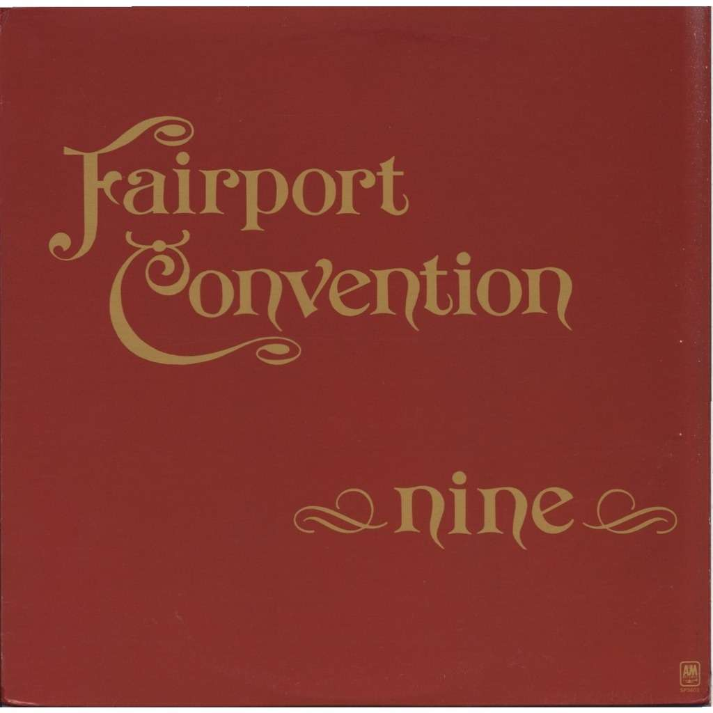 Nine by Fairport Convention, LP with ubik76 - Ref:1092718634