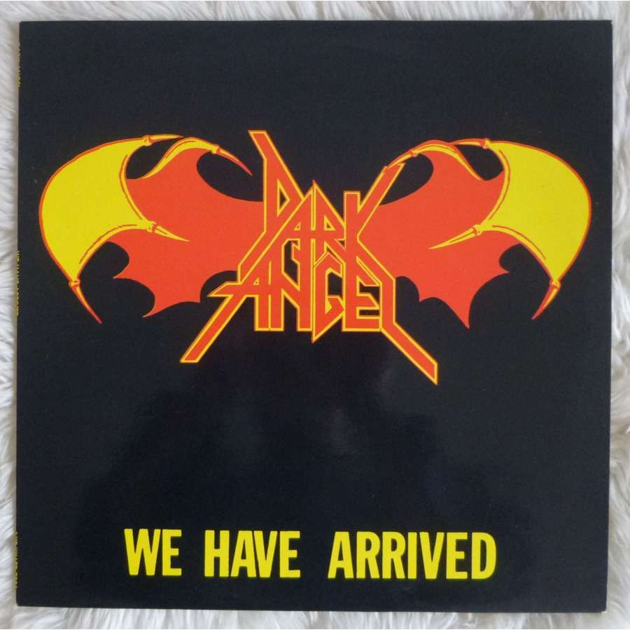 We Have Arrived By Dark Angel Lp With Geminicricket Ref