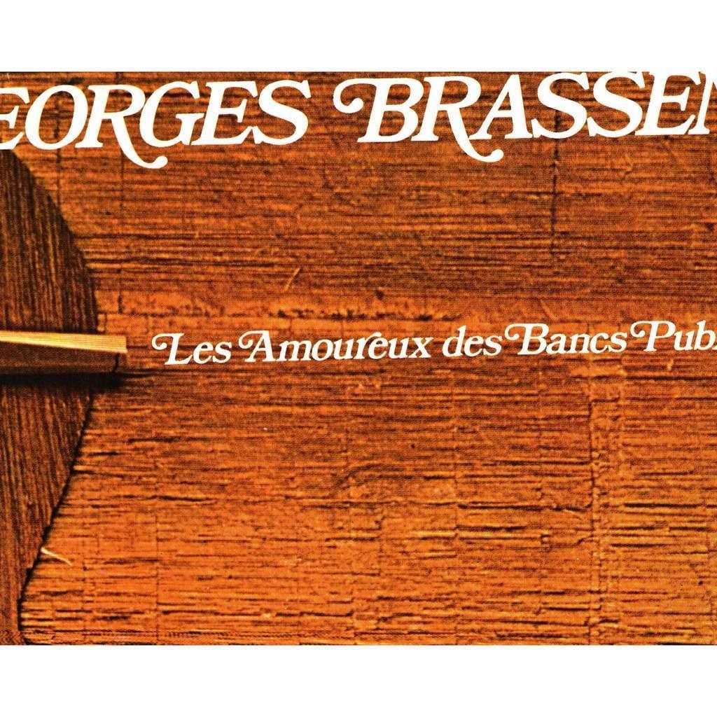 Les Amoureux Des Bancs Publics By Georges Brassens 2 Lp With Fbil55