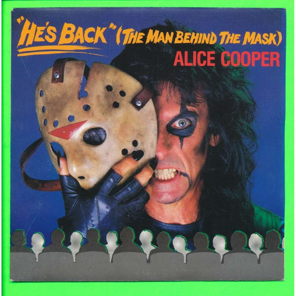 He S Back The Man Behind The Mask Billion Dollar Babies By Alice Cooper Sp With Neil93 Ref 115882562
