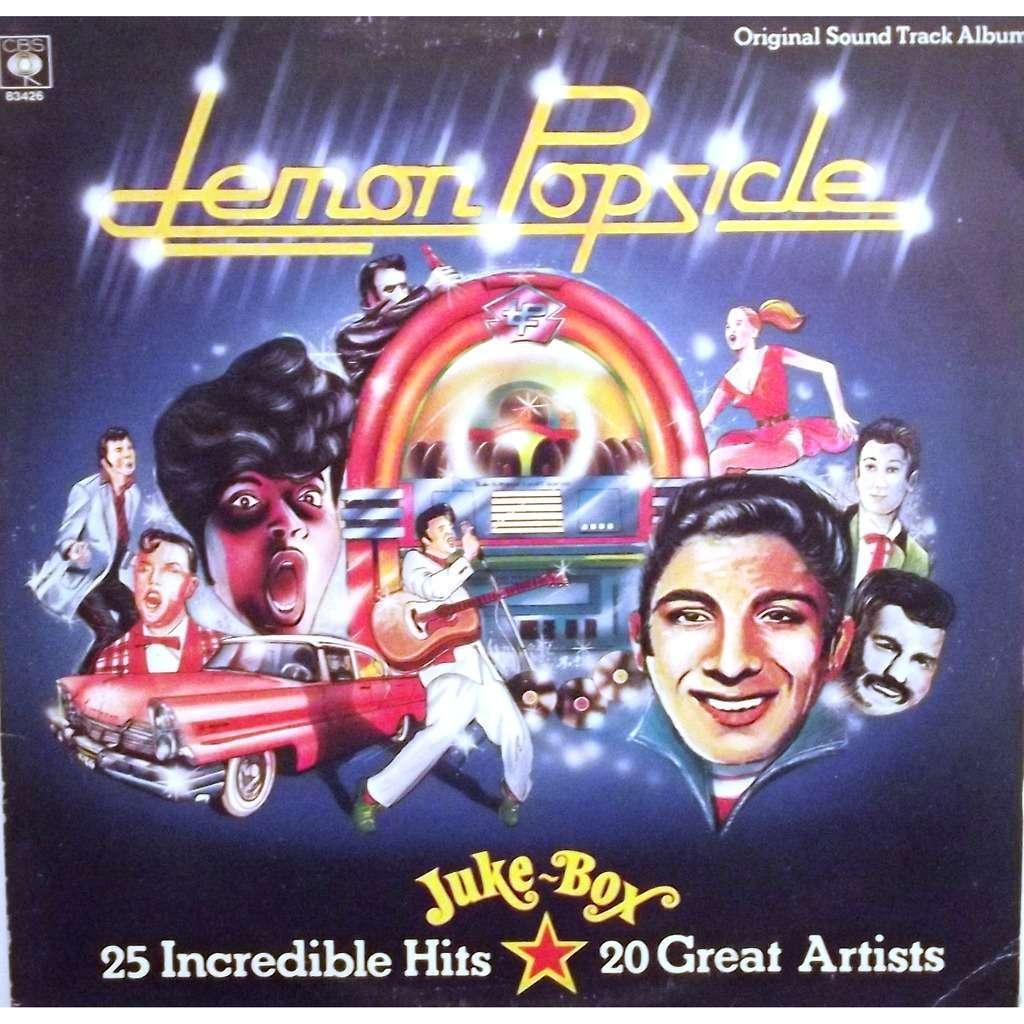 Lemon Popsicle Juke Box 25 Incredible Hits Original
