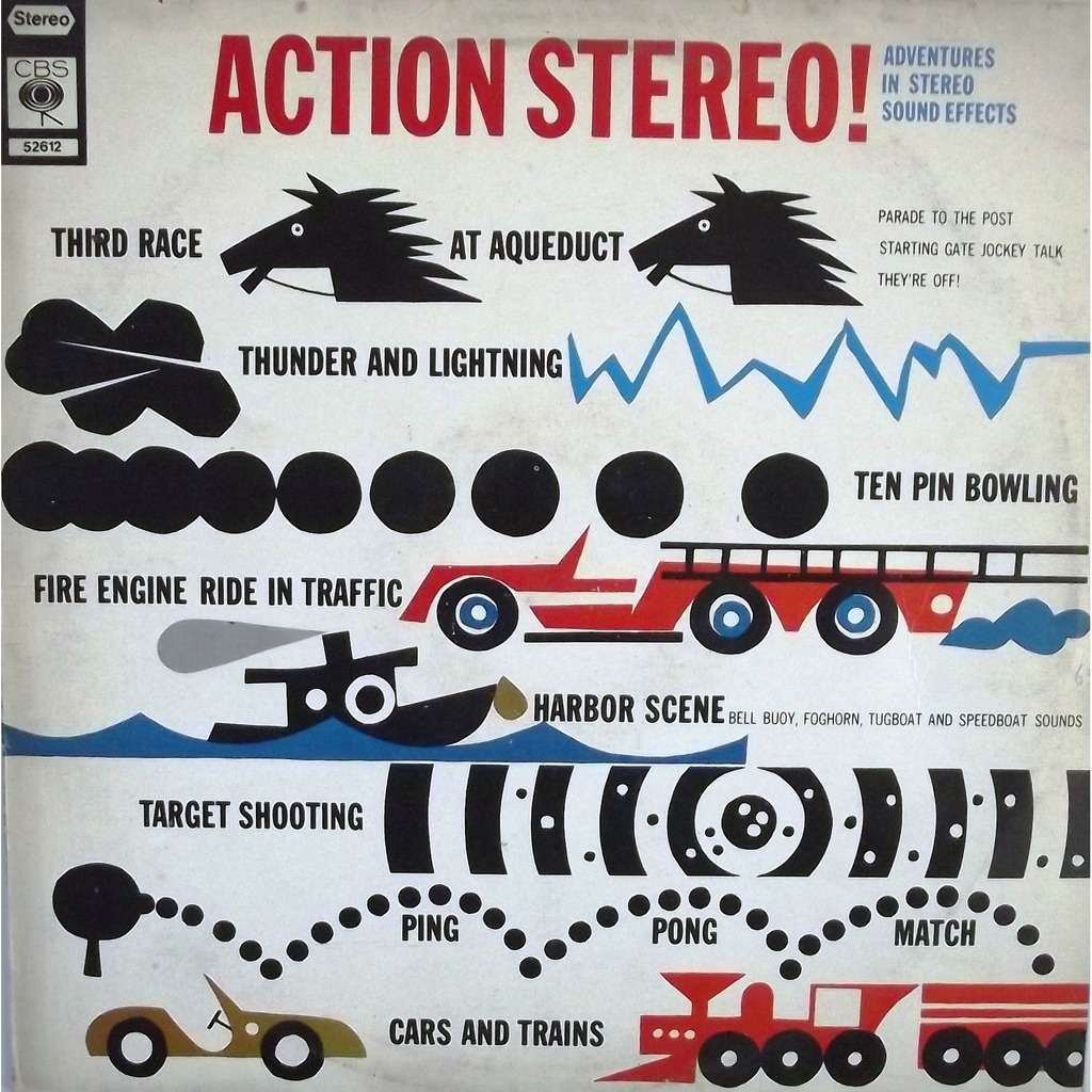 sound effects action stereo - adventures in stereo sound effects