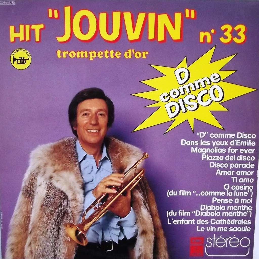georges jouvin hit jouvin n°33 - D comme disco