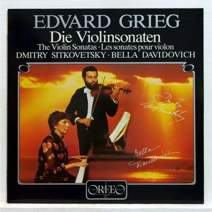 grieg sonata g major Grieg - complete chamber music (2017-11-28 11:20:56) 分类: 古典音乐 disc: 1 1 string quartet no 1 in g minor, op 27: un poco andante - allegro molto ed agitato.