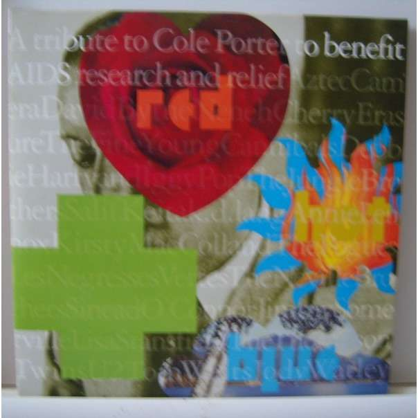 a tribute to cole porter to benefit aids research and relief by red hot   blue  double lp