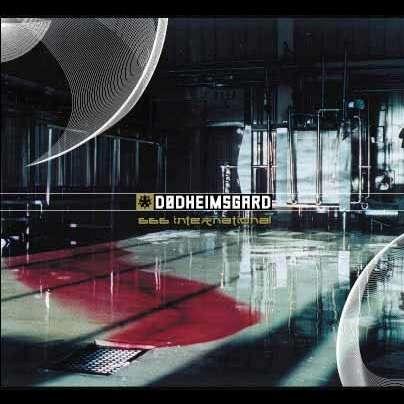 DODHEIMSGARD 666 International. White Vinyl