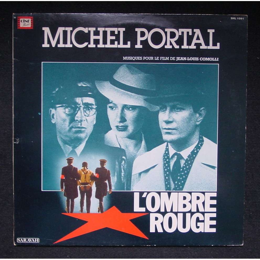 Michel Portal L ' Ombre Rouge - Ost