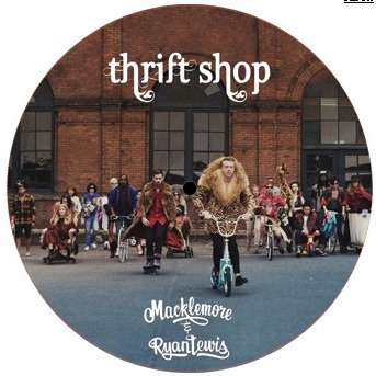 Thrift Shop By Macklemore Amp Ryan Lewis Wanz 12inch With
