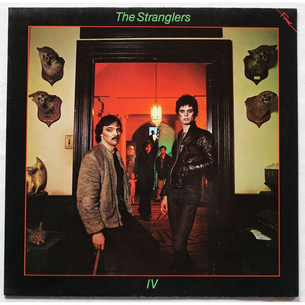 Iv Rattus Norvegicus By Stranglers Lp With