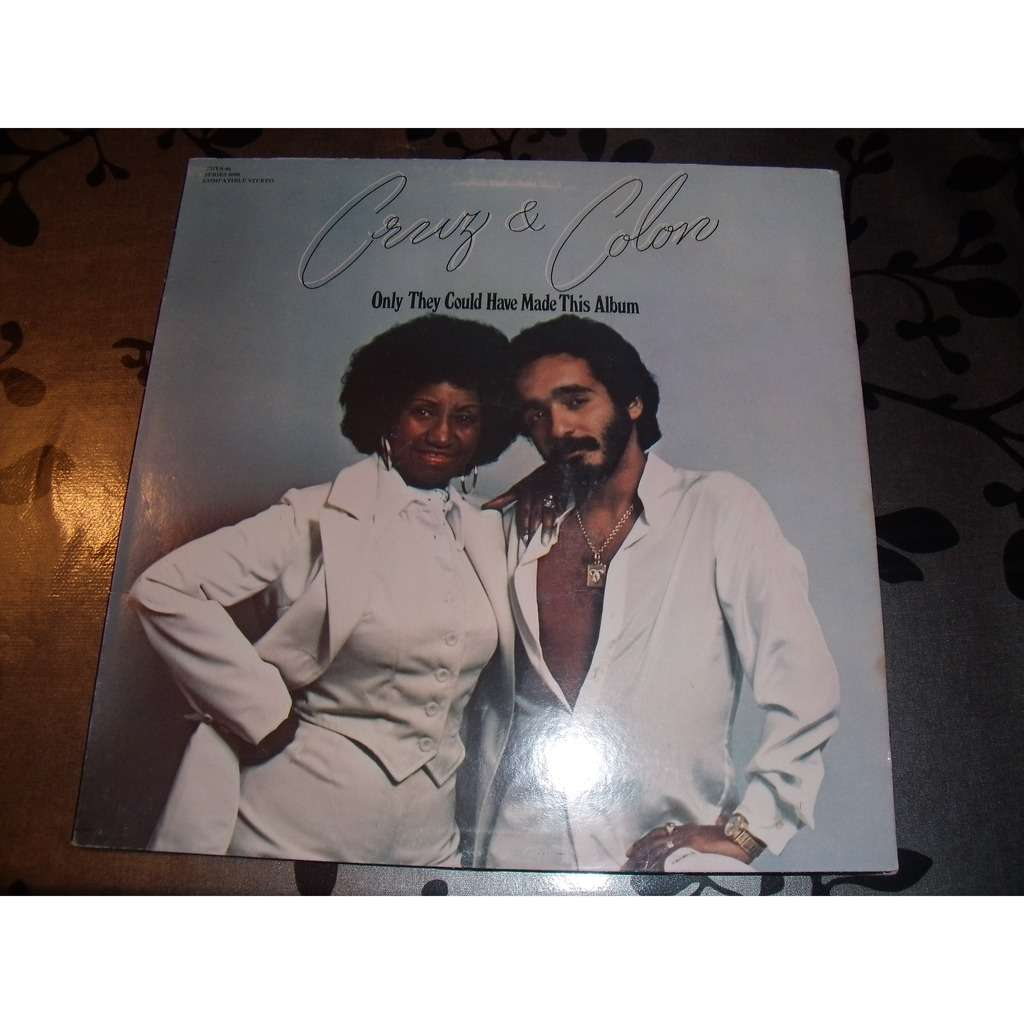 Celia Cruz and Willie Colon Only They Could Have Made This Album