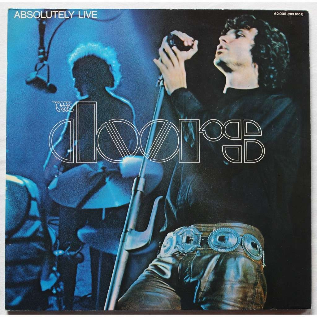 THE DOORS ABSOLUTELY LIVE & Absolutely live by The Doors LP x 2 with rocknrollbazar - Ref:115892910