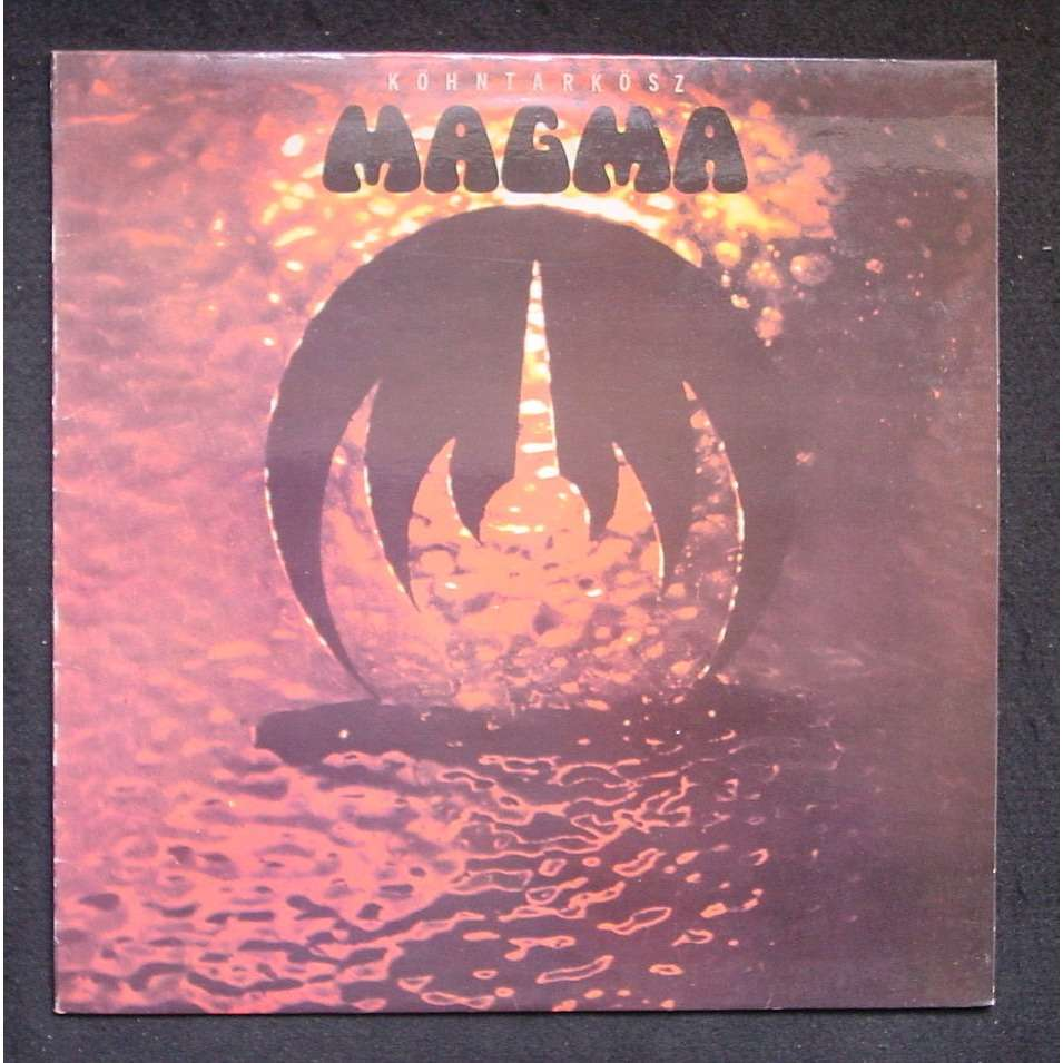K 246 Hntark 246 Sz By Magma Lp With Themroc