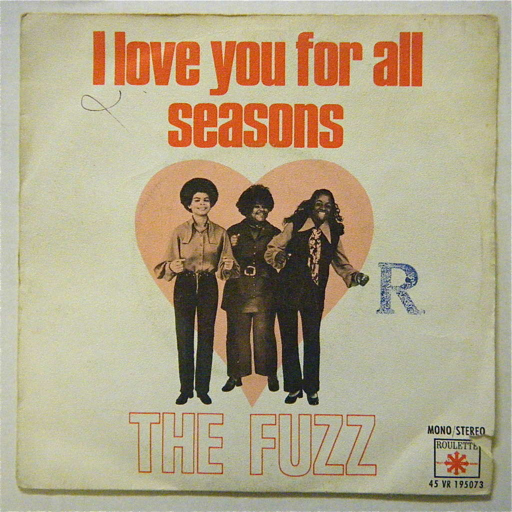 Love you for all seasons vocal amp instrumental by the fuzz sp