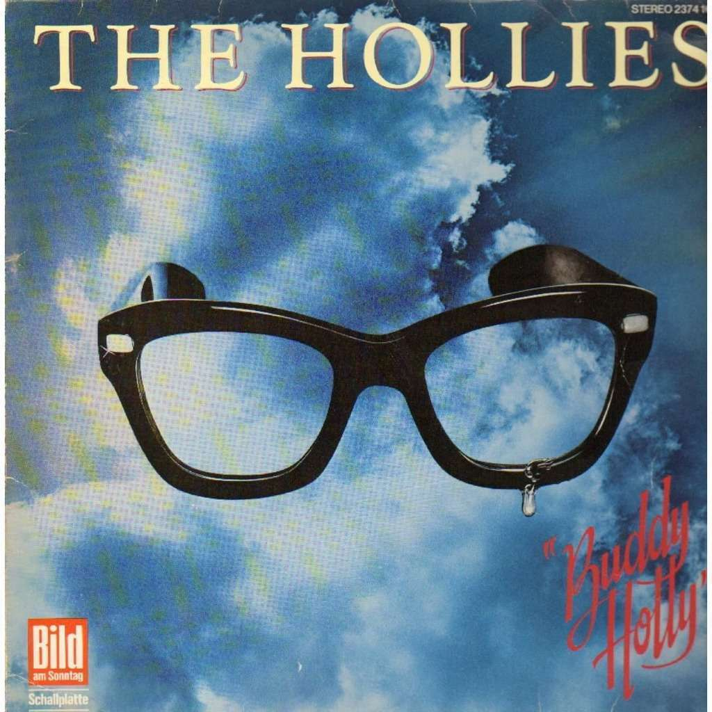 Buddy Holly Free Cdr Backup By The Hollies Lp With
