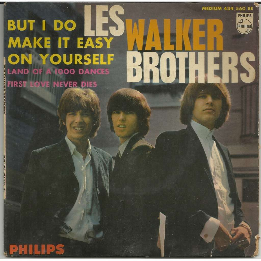 But i do make it easy on yourself land of a 1000 dances first love les walker brothers but i do make it easy on yourself land of a solutioingenieria Gallery