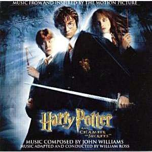 john williams Harry Potter And The Chamber Of Secrets