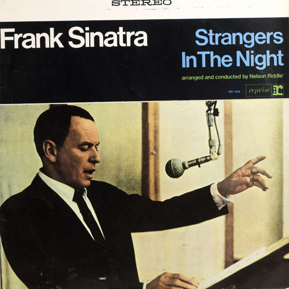 Strangers In The Night By Frank Sinatra Lp With Jazzmad