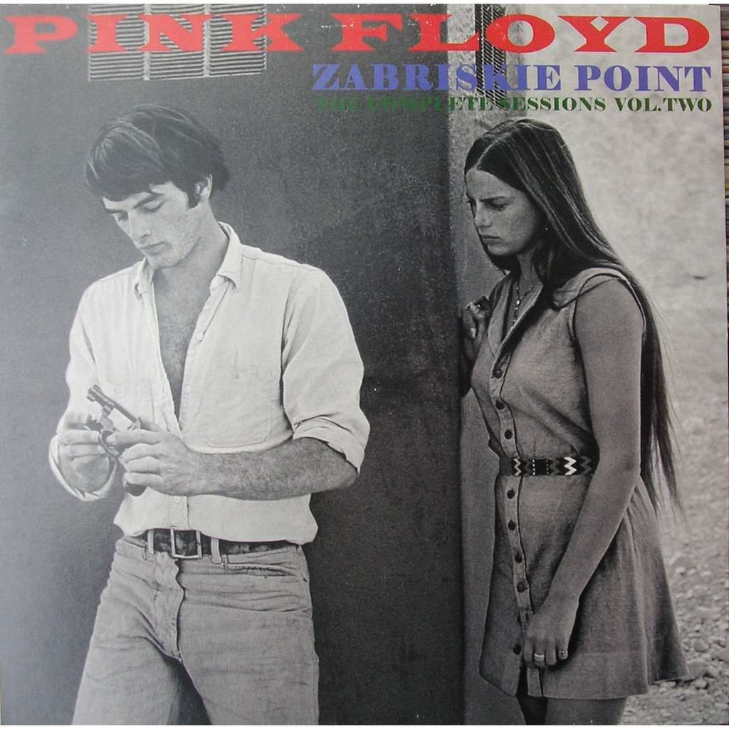 Zabriskie Point The Complete Sessions Vol 2 By Pink Floyd