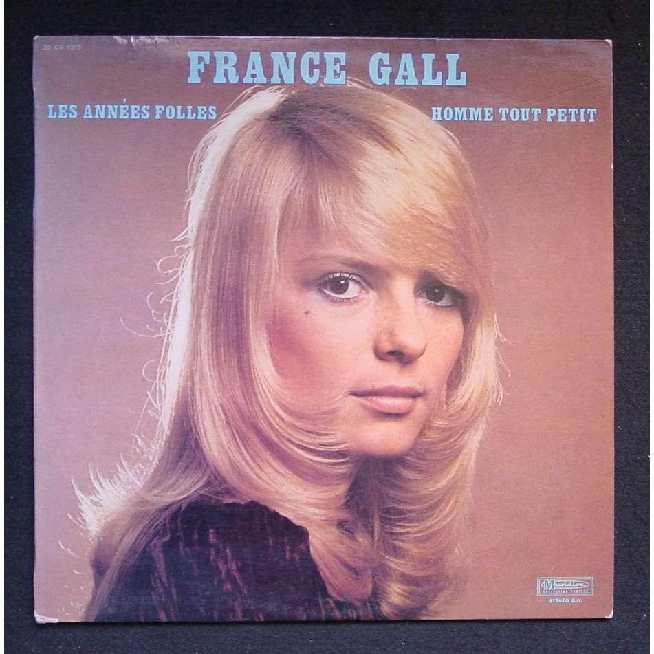 France Gall Homme Tout Petit-Les Gens Bien Elevés