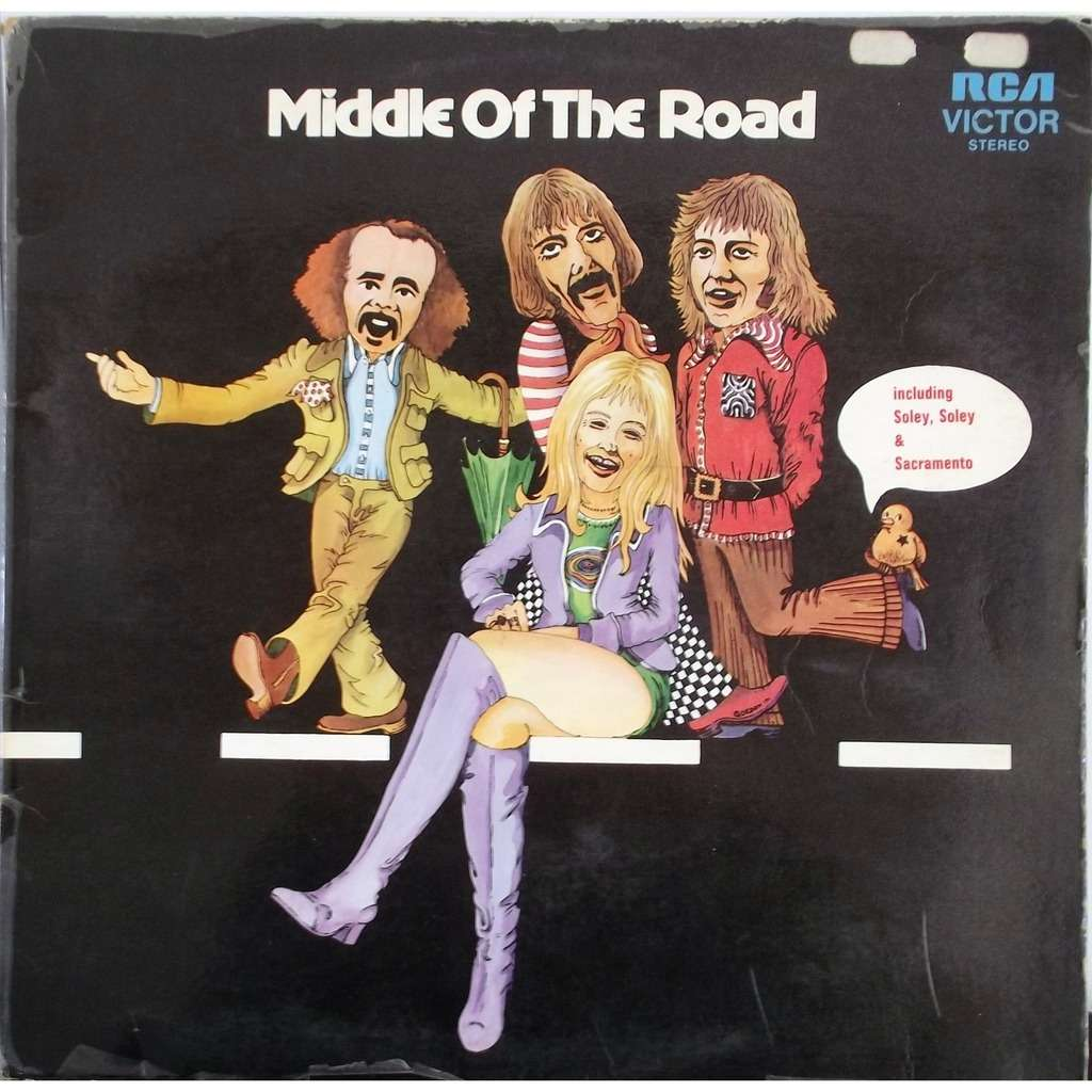 middle of the road acceleration